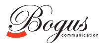 Bogus communication